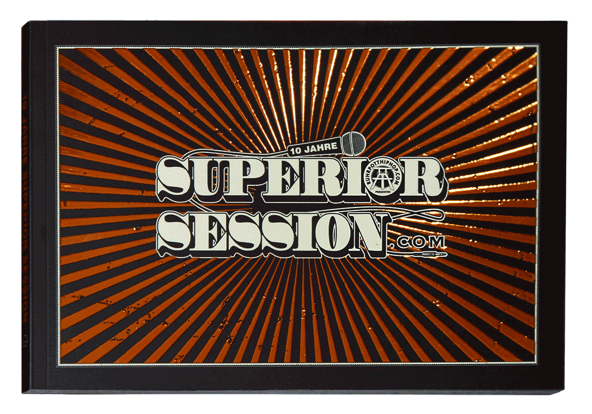 Superior Session Buch Cover