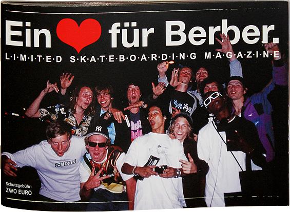 Ein Herz Für Berber - Cover