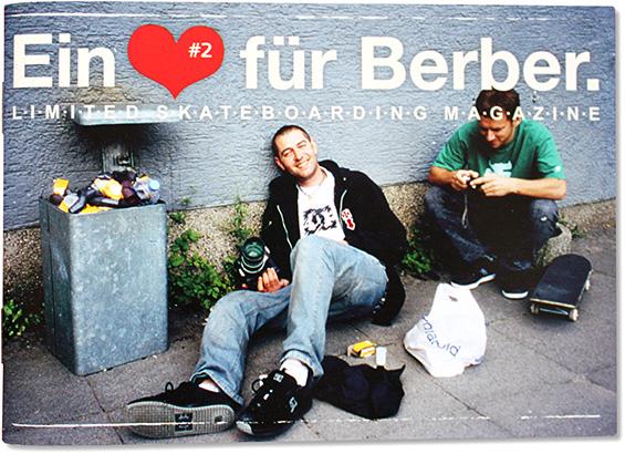 Ein Herz Für Berber #2 - Cover